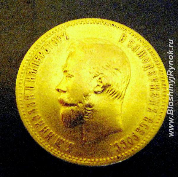 старинные изделия из золота